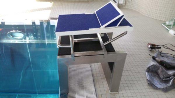 mobile Schwimmsport Startsysteme Wettkampf und Training