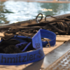 Schwimmgummi Wasser Kraftraining