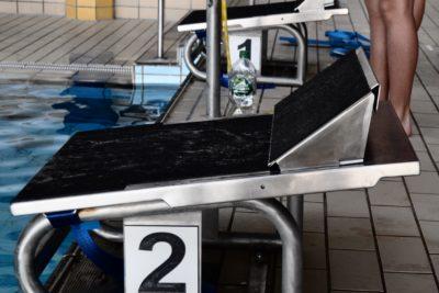 Schmitzler Startsysteme vermietet Startblöcke auf 3 Schwimmsportveranstaltungen