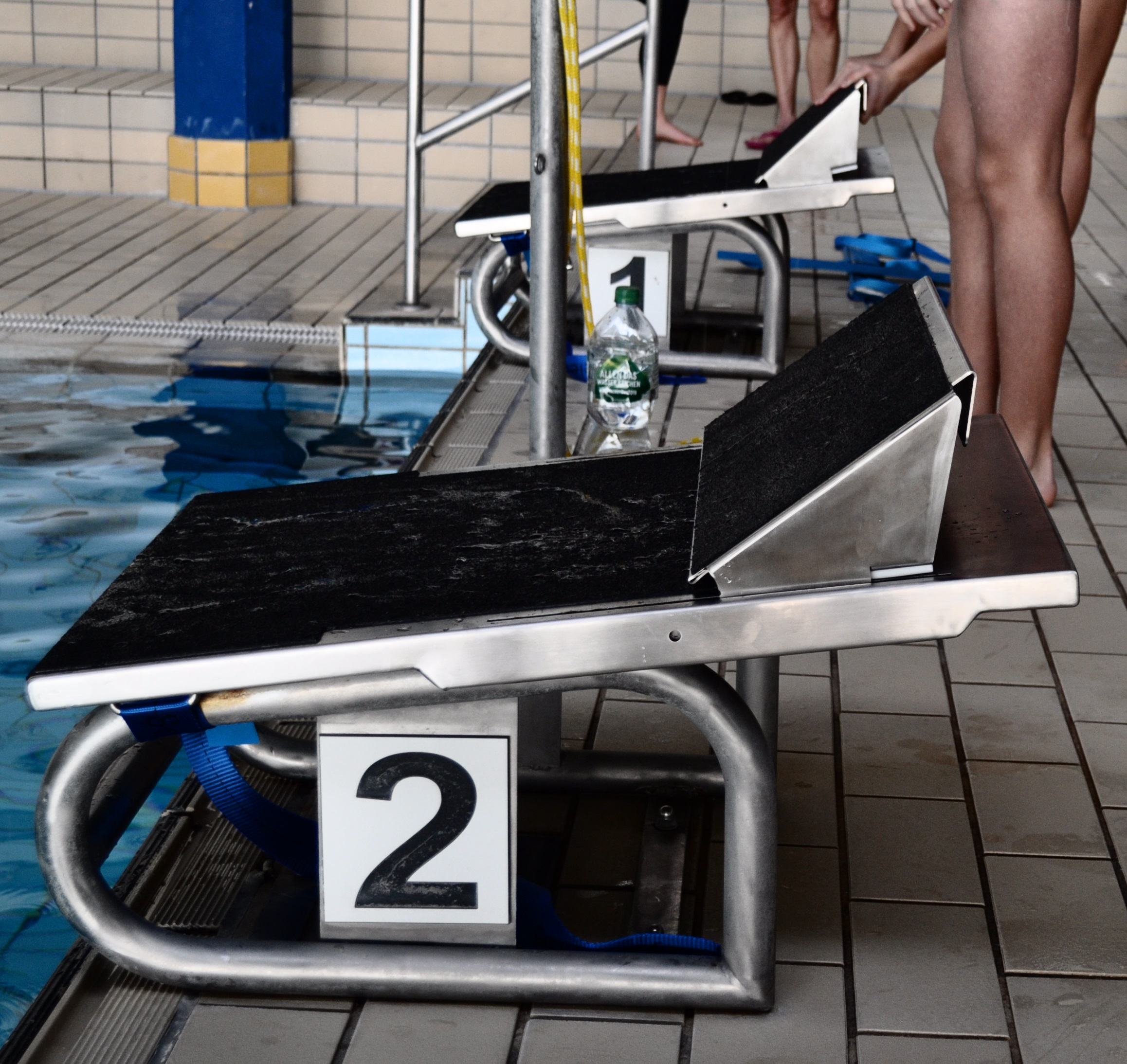 Schmitzler Startblock Schwimmen mieten