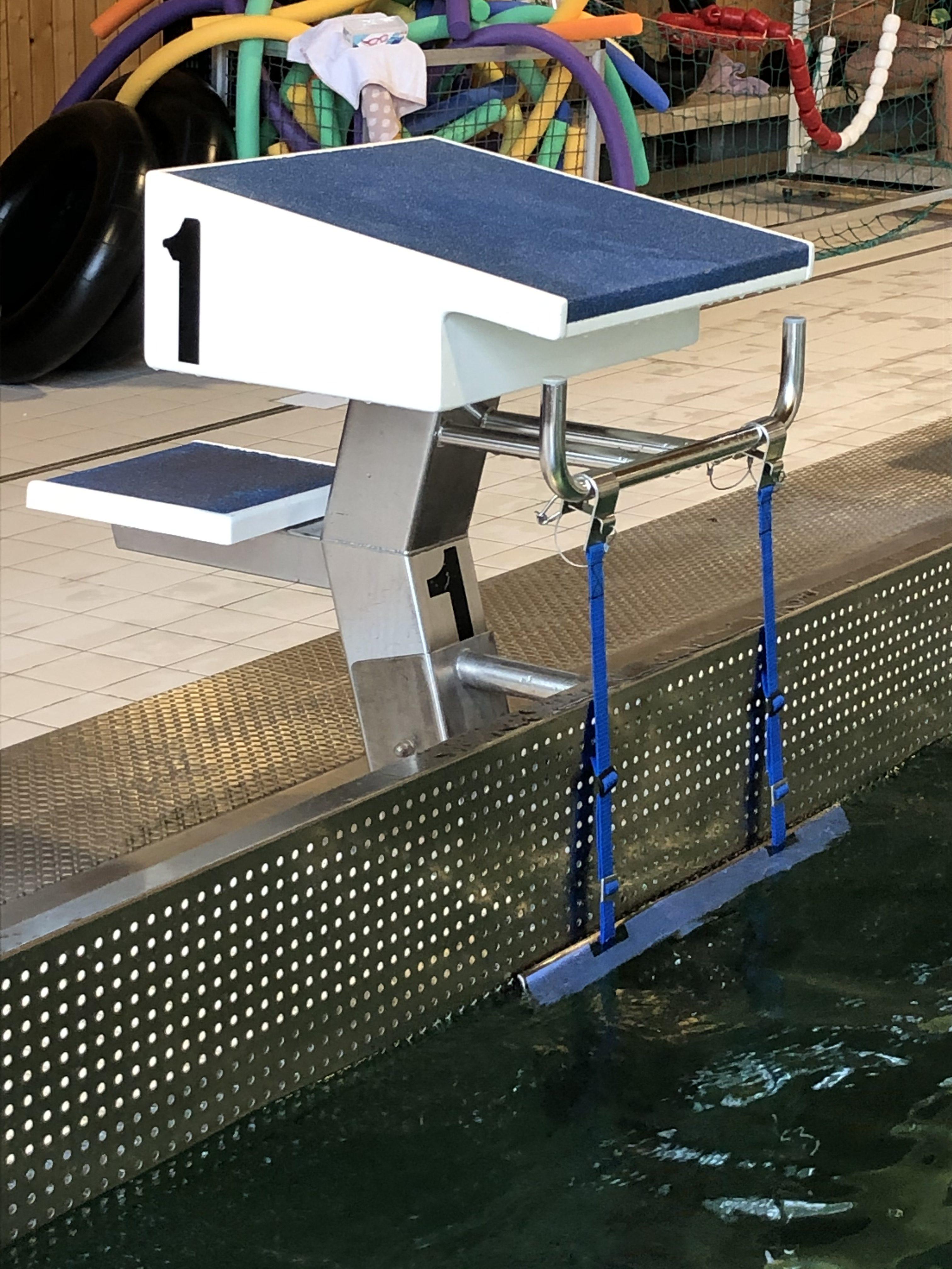 Backstroke wedge
